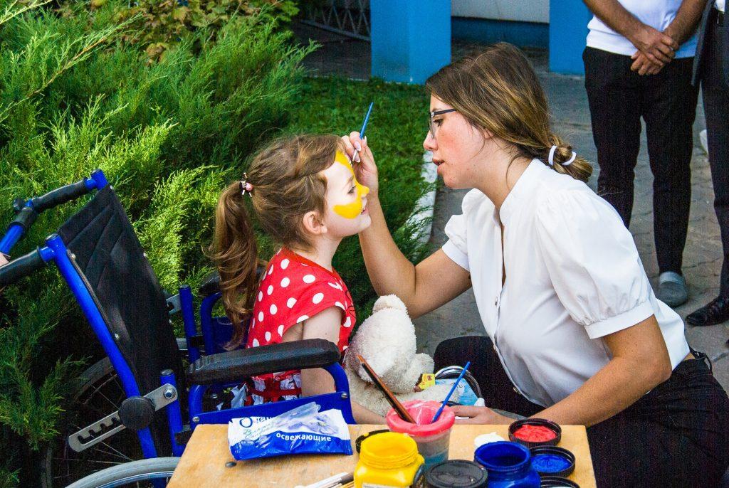 Помощь детям с онкологией