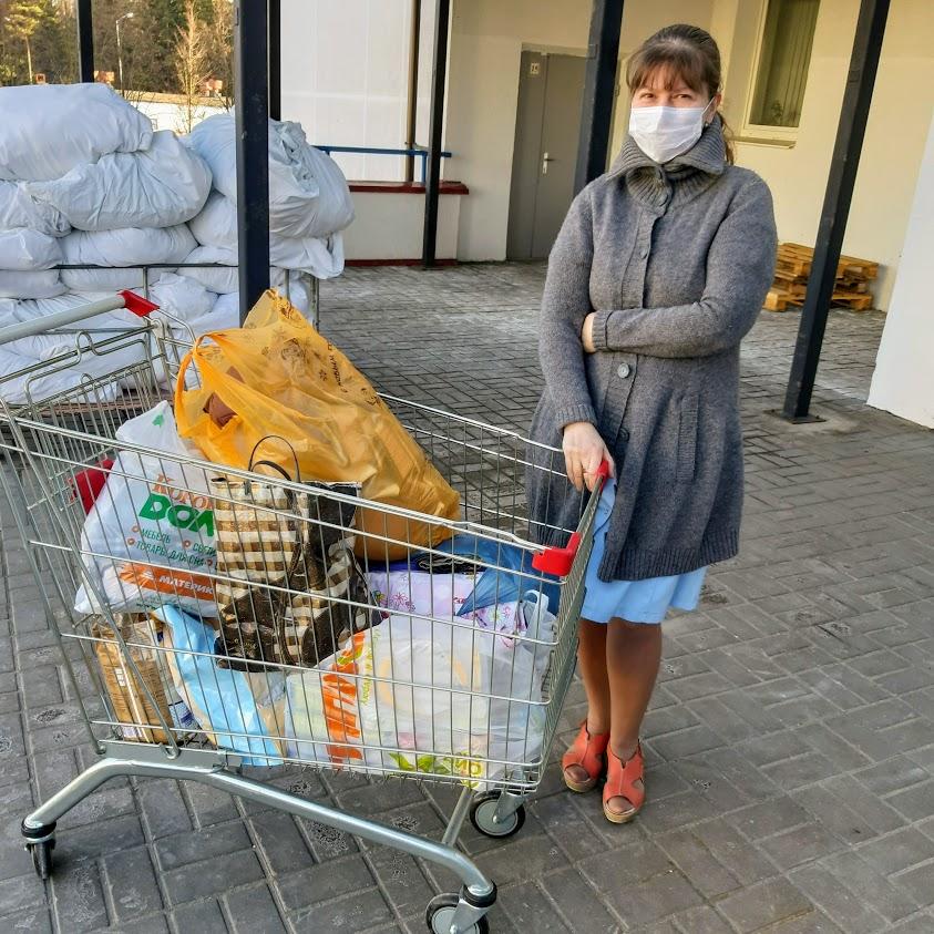 коронавирус COVID-19 в Беларуси